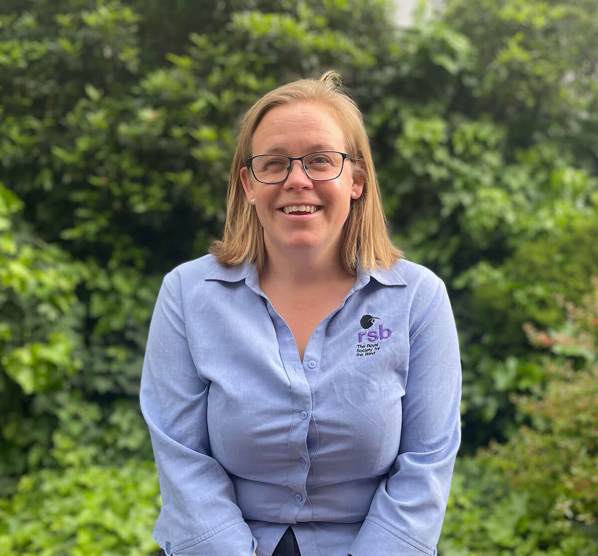 Claire - Senior Occupational Therapist/Assistive Technology Specialist
